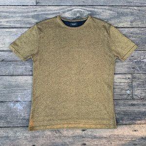 Zara Gold Shimmer Shirt